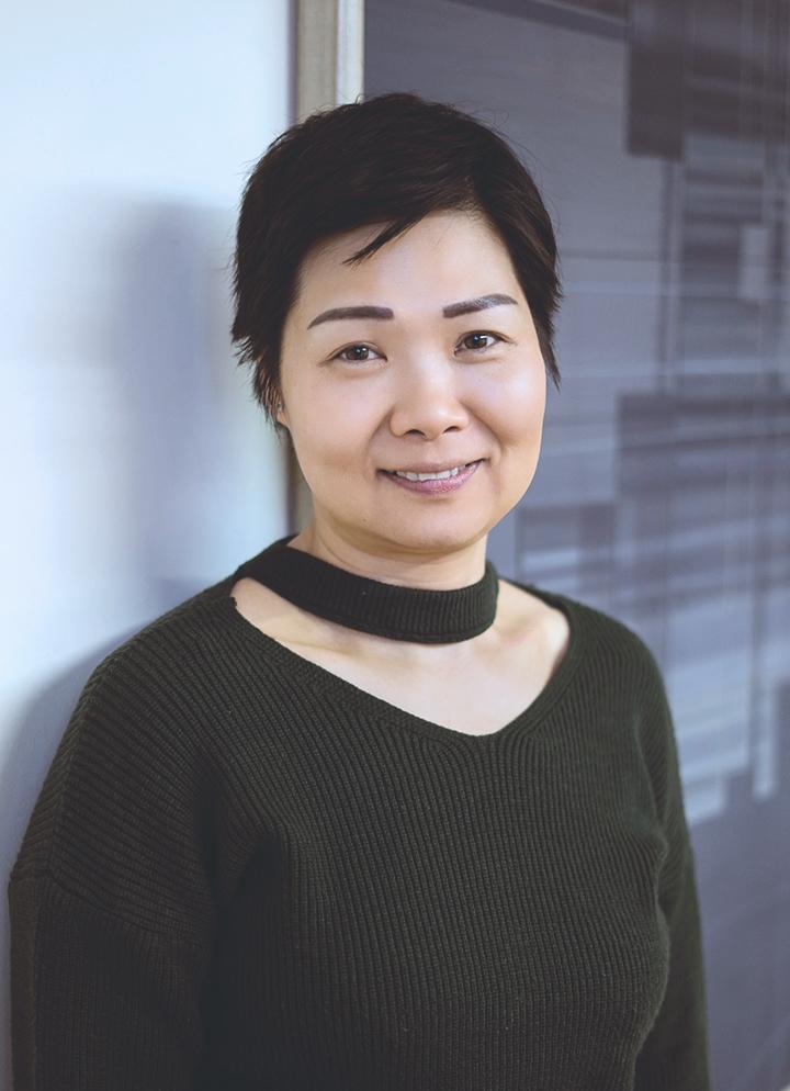 Joan Yau