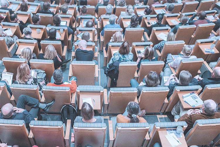 amphitheatre lecture