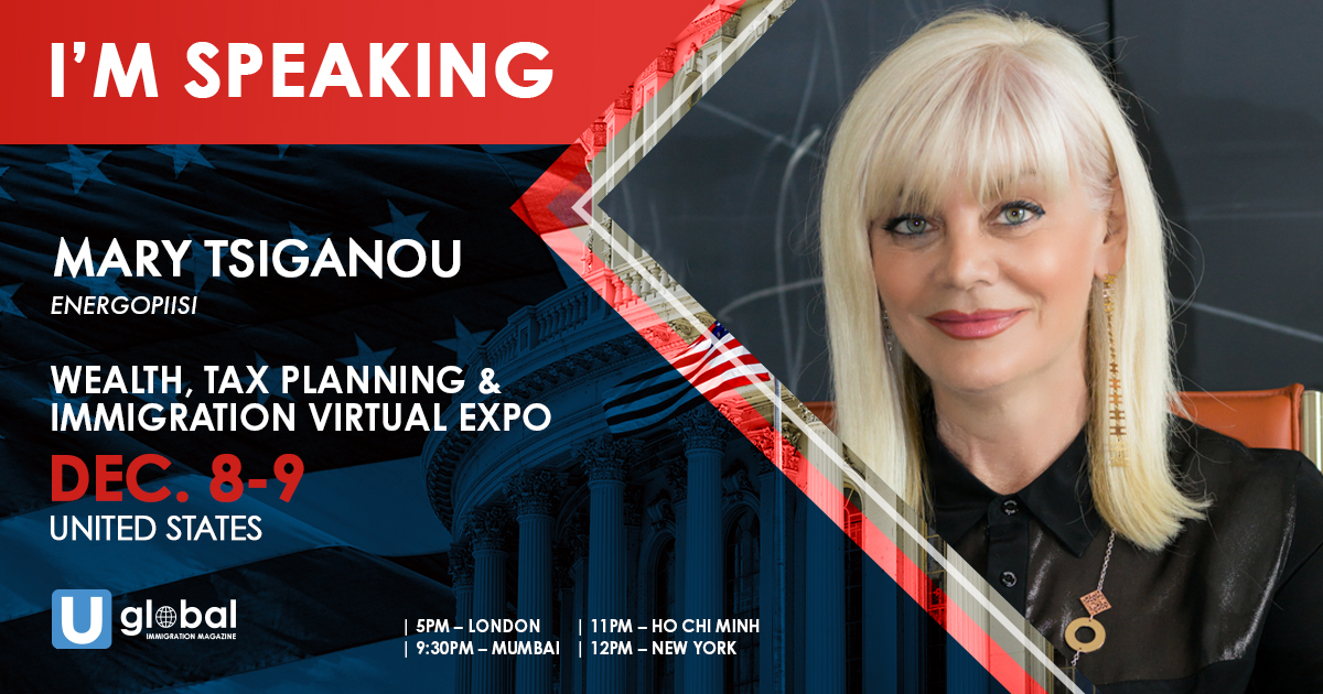 2020 Wealth, Tax Planning & Immigration Virtual Expo United States